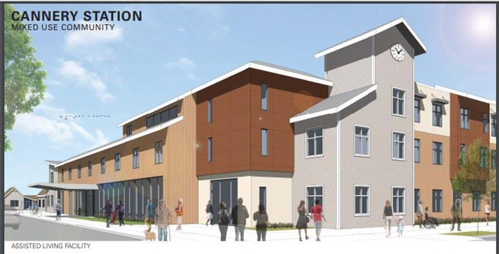 Fred Meyer Florence Oregon >> Siuslaw News Planning Commission Approves Cannery Station Plan